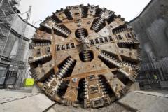 地压隧道掘进机