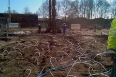 通过注射对土壤进行防水处理